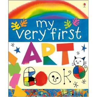 @(Brand New) My Very First Art Book  [Art Books]   By: Various