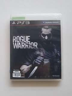 Ps3 Rogue Warrior Game