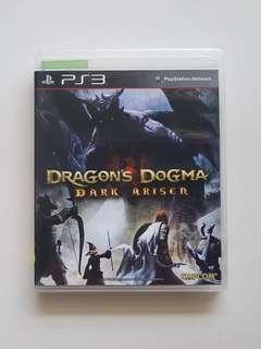 Ps3 Dragon Dogma Dark Ariser Game