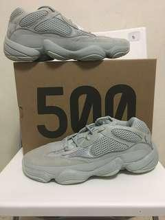 WTS/WTT Yeezy 500 Salt Uk 10.5 US 11 retail