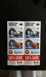 Trickeye Museum Discount Coupon