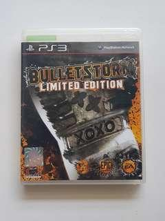 Ps3 Bullet Storm Game