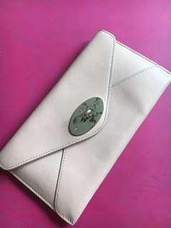 Mulberry postman lock wallet
