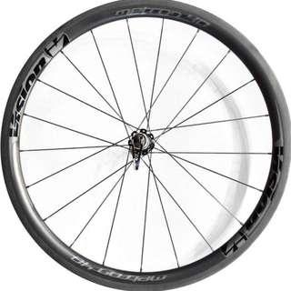 Vision Metron 40 Carbon Clincher - with Ceramic Bearings