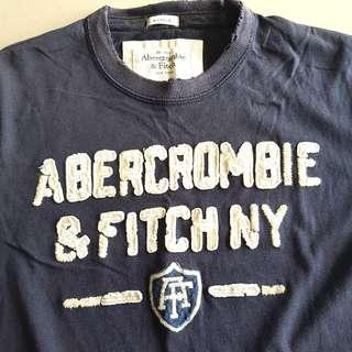 Abercrombie and Fitch tee small