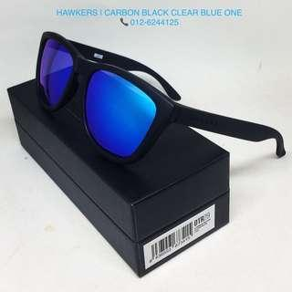 HAWKERS | CARBON BLACK CLEAR BLUE ONE