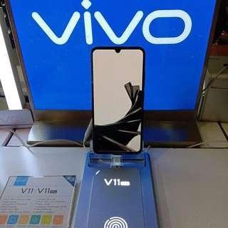 Cicilan Vivo V11 6/64GB, Bisa 0% Bunga Tanpa Kartu Kredit
