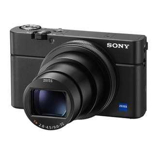 Sony RX100 VI Digital Camera. 15 Month Warranty by Sony Malaysia. FOC Sony 64gb card, Battery and Joby Gorilla Pod