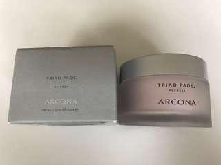 New Arcona cleansing pads