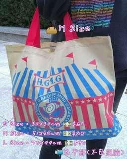 Hystericmini 環保袋