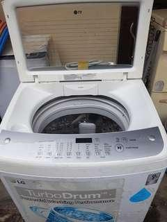 (10kg)LG Top Load Washing Machine / Washer