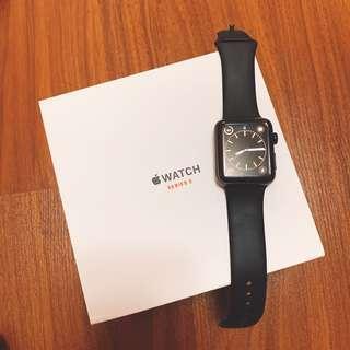 Apple Watch S3 LTE 42MM (with warranty)