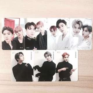 [wts] monsta x are you there photocards