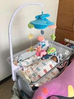 Chicco奇哥寶寶床邊床嬰兒床