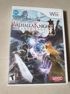 Wii Game Valhalla Knights