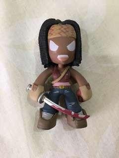 Funko Walking Dead Michonne Mystery Mini Figure