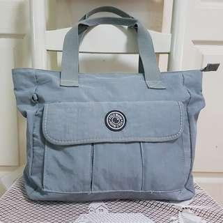 Large Grey Multi-Purpose Tote Bag