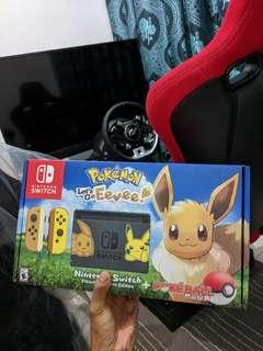 Nintendo Switch Pokémon
