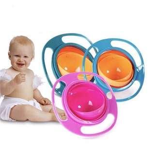 兒童零食碗 飛碟碗