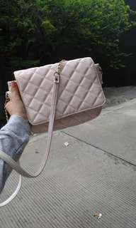 Bershka Quilted Bag