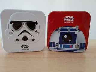 Star wars containers
