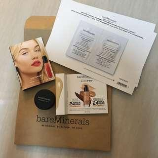 bareMinerals 礦物活肌彩妝禮品包(價值 HK$330)