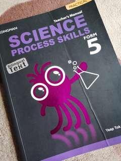 SCIENCE ACTIVITY BOOK(TEACHER MANUAL)