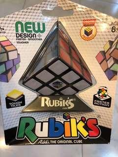 Rubik's new design faster smoother tougher