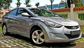 Hyundai Elantra 1.6 Elite Auto