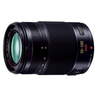 Panasonic 35-100mm Lens f/2.8. 1Year Panasonic Malaysia Warranty