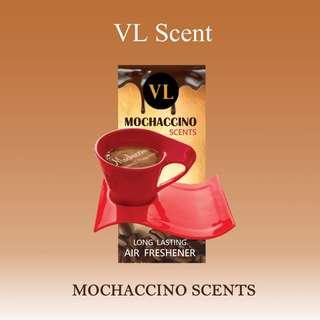 MOCHACCINO -VL Scent Air Freshener (Organic Block)