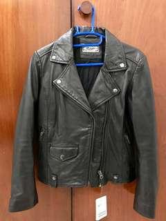 Journal Standard Relume Leather Jacket Woman