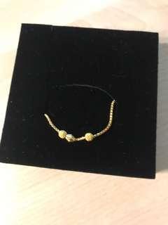 🚚 Real gold bracelet