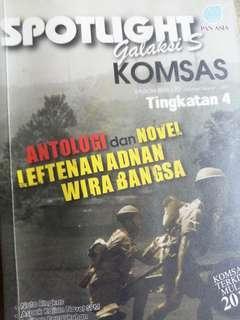 KOMSAS LEFTNAN ADNAN TINGKATAN 4