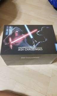 Star wars jedi challenges VR headet