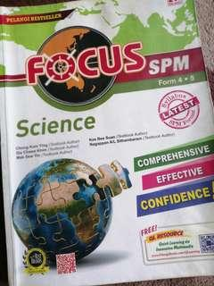 SPM Reference Books SCIENCE