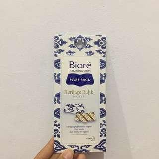Biore pore pack batik (penghilang komedo)