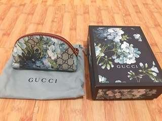 PRELOVED | pouch Gucci authentic 💯