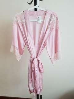 H&M Satin Kimono