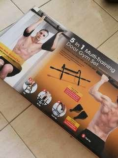 Multi Training Door Gym Set
