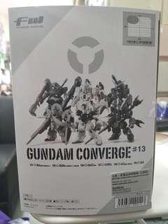 FW Bandai Gundam Converge #13 194 195 196 197 198 199 高達盒玩 原箱內有十小盒