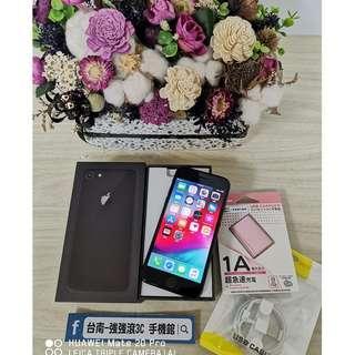 【強強滾3C】二手iphone 8 64g 黑(已過保)#04906
