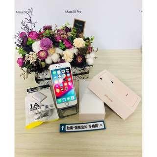 【強強滾3C】二手iphone8 64g 金(保固到2019/03/16)#94976