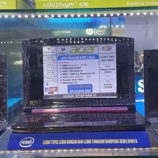 Kredit Acer Predator Nitro 5 Ryzen Gaming Laptop Bandung