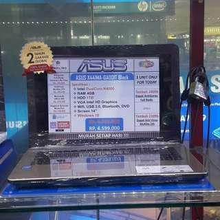 Kredit Asus X441MA all Type Laptop Bandung
