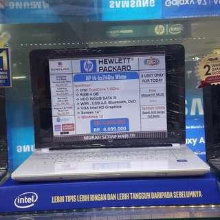 Kredit HP 14 bs746tu All Type Laptop Bandung