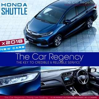 Honda Shuttle 1.5 G (A)