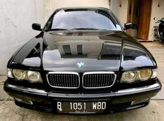 BMW 735 I LA