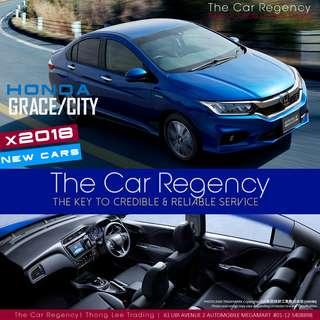 Honda City 1.5 V LX (A)