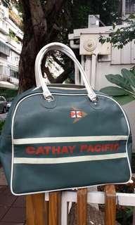 🚚 Cathay pacific 手提包 古著